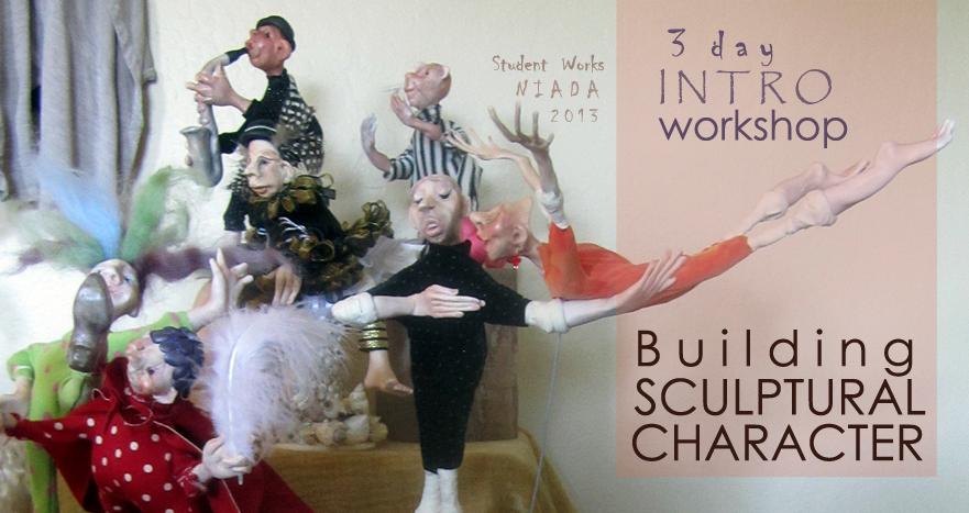 Sculptural Character Info link