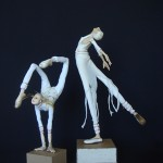 Acrobat and Dancer