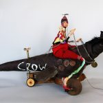SOLD RIder and CROW 15x33x15 2014 $3500.CAD